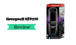 Honeywell AirGenius 4 HFD310 Air Purifier: Trusted Review & Specs