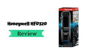 Honeywell AirGenius 5 HFD320 Air Purifier: Trusted Review & Specs
