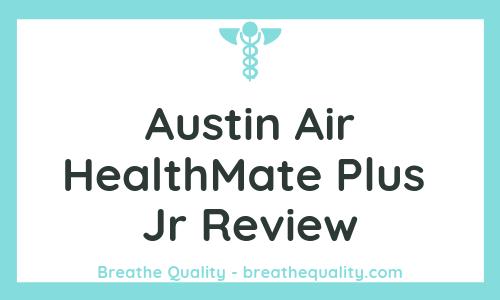 White Color Austin Air HealthMate Plus Jr HM250 HEPA Air Purifiers