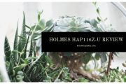 Holmes HAP412BNS-NU Air Purifier: Trusted Review & Specs